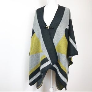 NWT Marc New York Mustard Cape OS